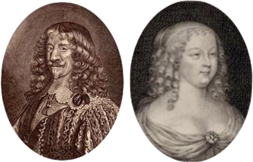 Duc et duchesse