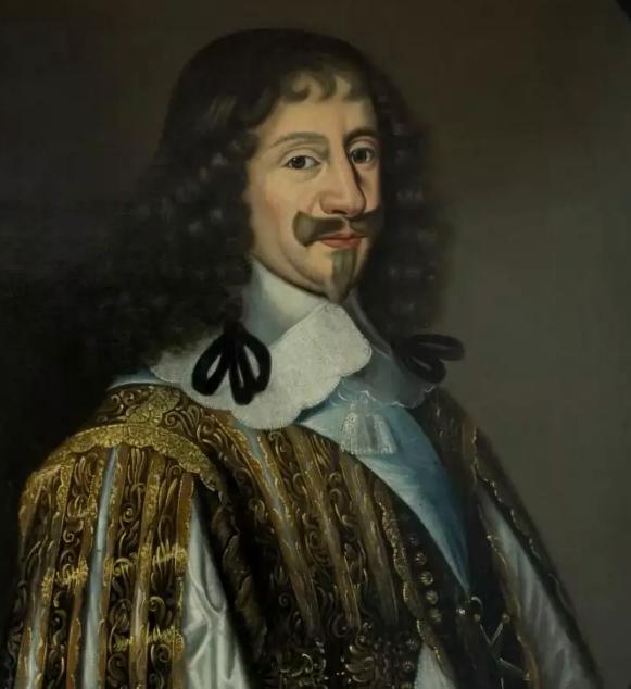 Duc de Longueville, gouverneur de Normandie